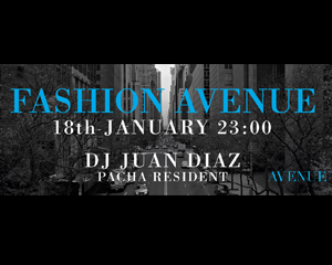 FASHION AVENUE | 18.01.14