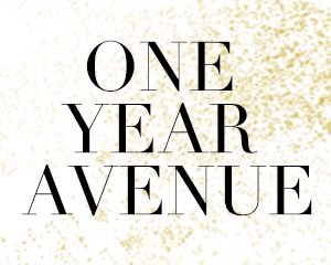ONE YEAR AVENUE