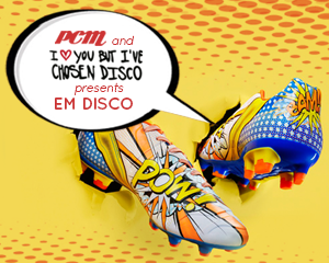 PCM pres. I ♥ U BUT I'VE CHOSEN DISCO | Thursday