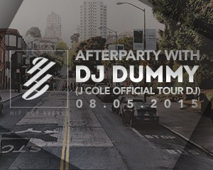 AFTERPARTY WITH DJ DUMMY | Friday
