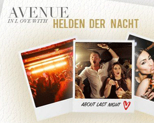 AVENUE in love w/ HdN | Saturday