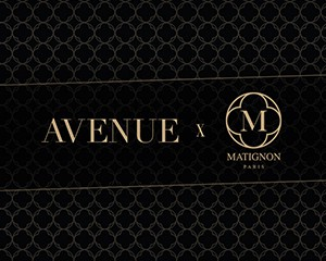 AVENUE x MATIGNON Paris | Saturday