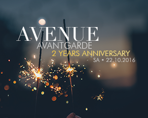 AVENUE Avantgarde | Saturday