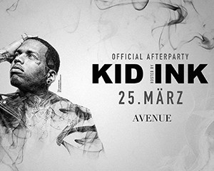 Afterparty w/ Kid Ink | Saturday