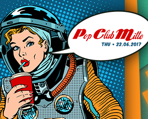 Pop Club Mitte | Thu 22nd June