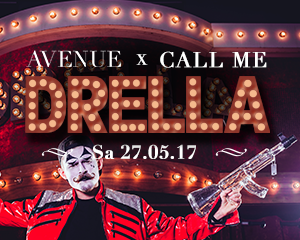 Call Me Drella | Sat 27th May