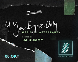 4 Your Eyez Only Official Afterparty | 06.10.17