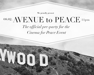 AVENUE to PEACE | 28.02.14