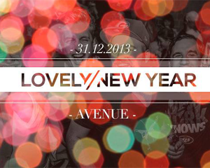 LOVELY NEW YEAR | 31.12.13