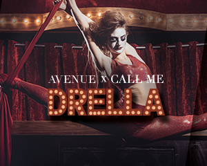 AVENUE x Call me Drella