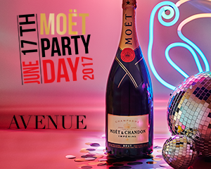 Moët Party Day 2017 | Sat 17th June