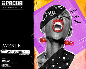 AVENUE x PACHA | Sat 24th June