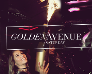 Golden AVENUE | Sat 19th Aug