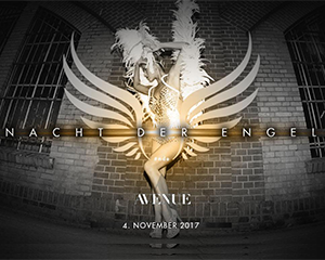 Nacht der Engel | Sat 4th Nov