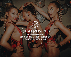 AVENUE Moments • Grand Opening Hip Hop Floor | Sat 07.07.18