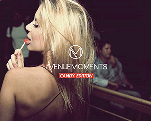 Avenue Moments • Candy Edition | Sat 11.08.18