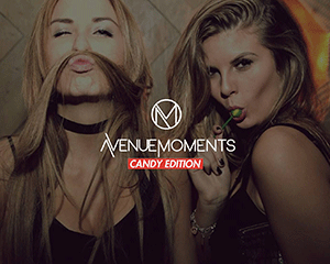 AVENUE Moments • Candy Edition | Sat 14.07.18