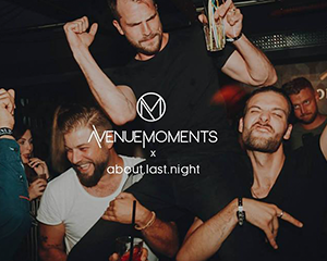 AVENUE Moments • about.last.night | Sat 15.09.2018