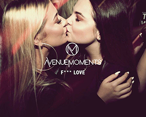 AVENUE Moments • F*** LOVE | Sat 22.09.2018