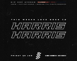 HIP HOP AVENUE | Fri 25.01.18