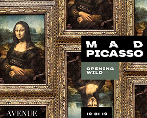Mad Picasso – Hip Hop & Art | Sat 19.01.19