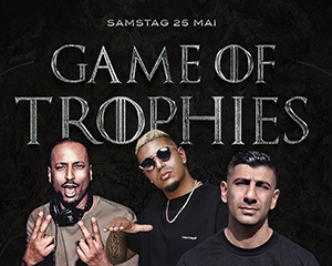 Game of Trophies | Sat 25.05.
