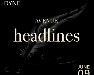 AVENUE Headlines | Sun 09.06.