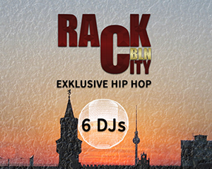 Rack City BLN | Sat 15.06.