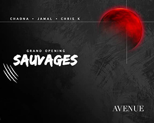 Sauvages | Sat 17.08.